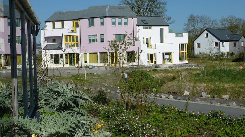 Unique Ecovillage Apartment - Cloughjordan  - Wohnung