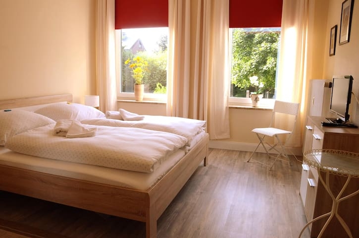 Gästehaus am Kanal Whg Kapitän's K. - Rendsburg - Apartamento