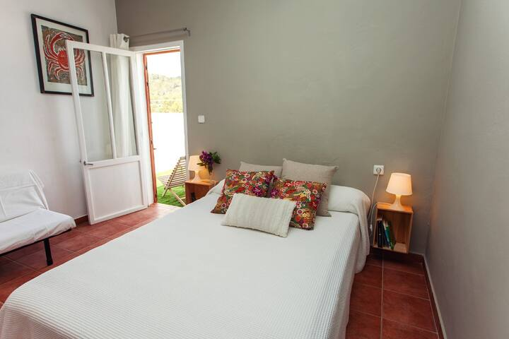 Habitación 6 - Sant Josep de sa Talaia - Bed & Breakfast