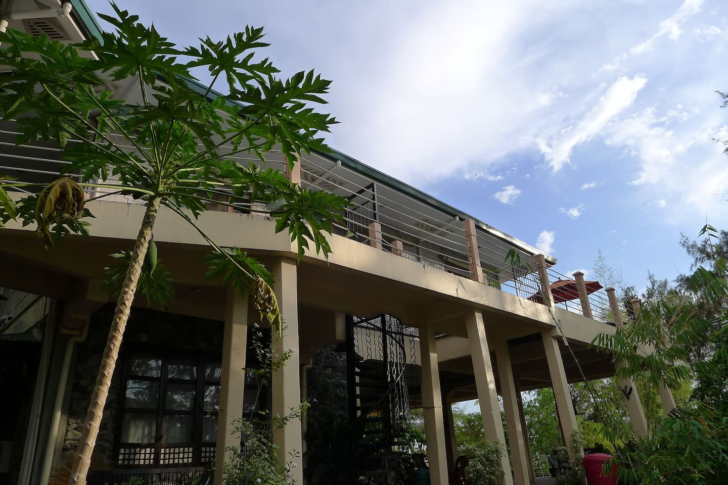 Welcome to The House at Sambali Beach Farm!