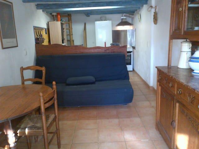 Appartement dans maison de village - Albertacce - Huoneisto