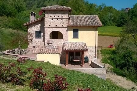 Spettacolare casale in Sabina - Cantalupo in Sabina - Bed & Breakfast