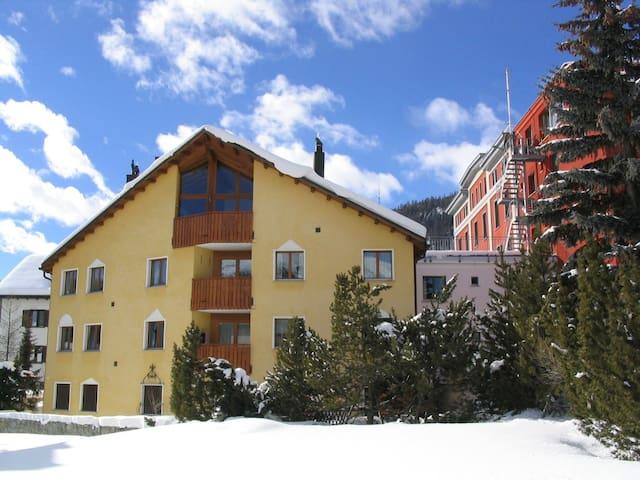 Ferienwohnung in Celerina - Celerina/Schlarigna - Departamento