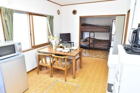 Convenient for Otaru sightsee  Under Suitengu(A)