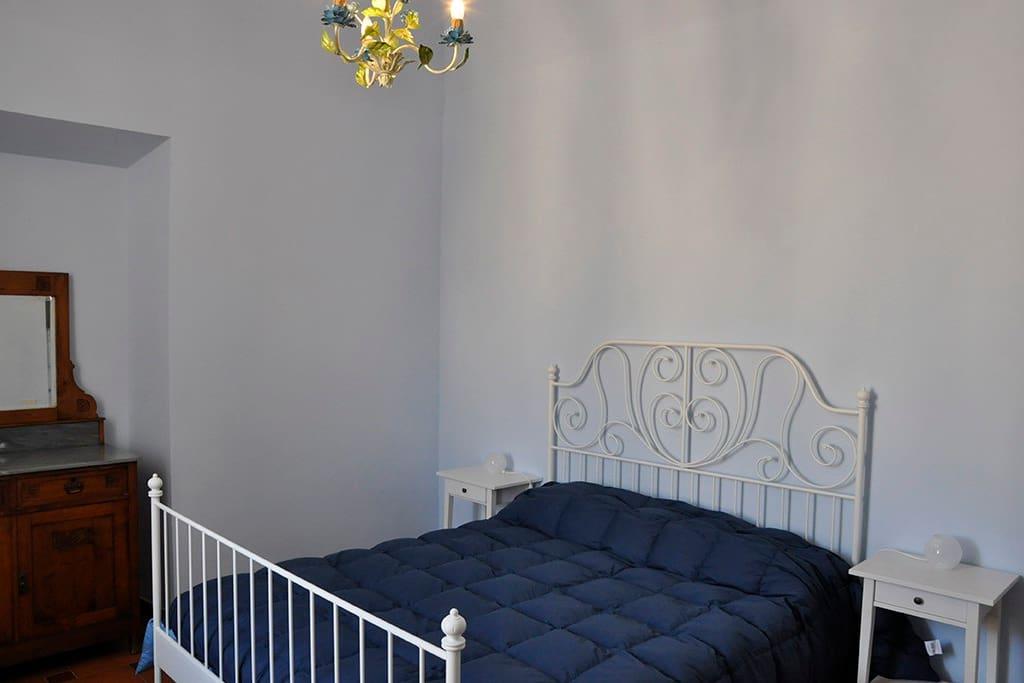 double room_the blu_matrimoniale  blu
