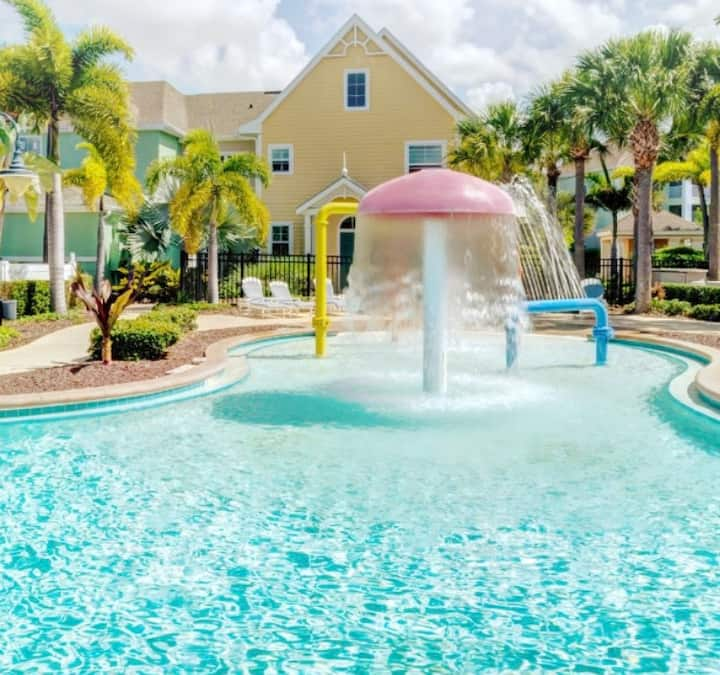 Child Friendly Apartment in Kissimmee Near Disney