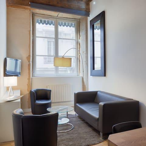 Opéra - Appartement T3 Meublé