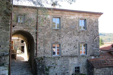 La Casetta del Poggiolo - Localita' Codiponte - Casola in Lunigiana - Ev