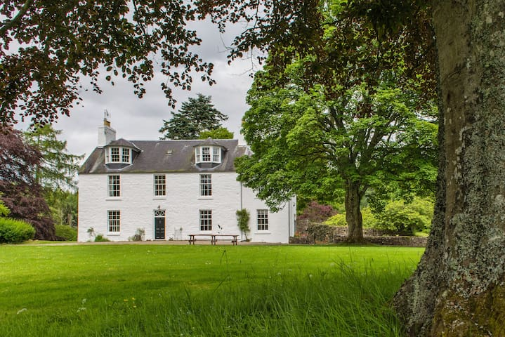 Beautiful and Large Country House - Blairgowrie - Casa
