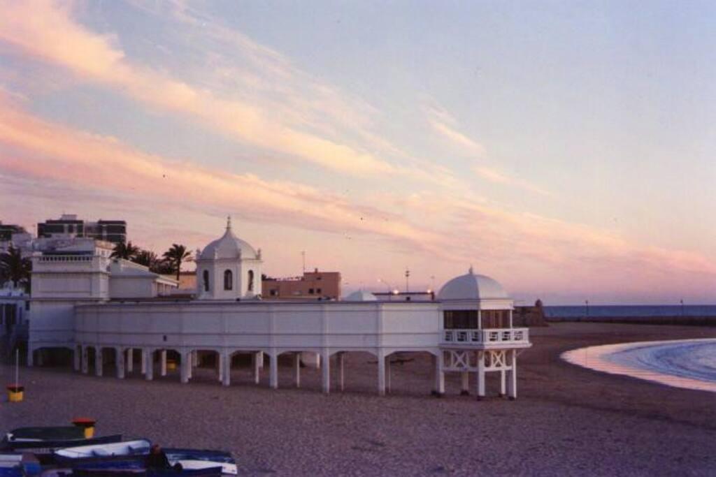 next beach, Playa Caleta