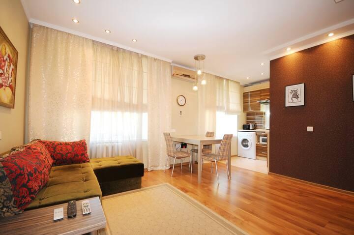 Studio Apartment Chisinau Center