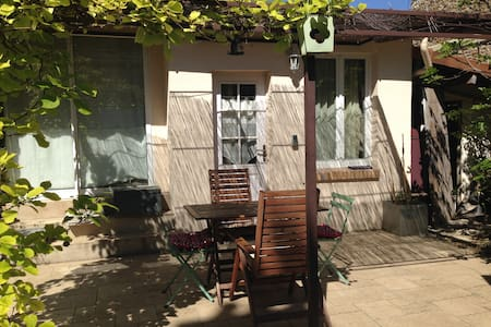 Studio indépendant 15 m2 sur jardin - Draveil - บ้าน