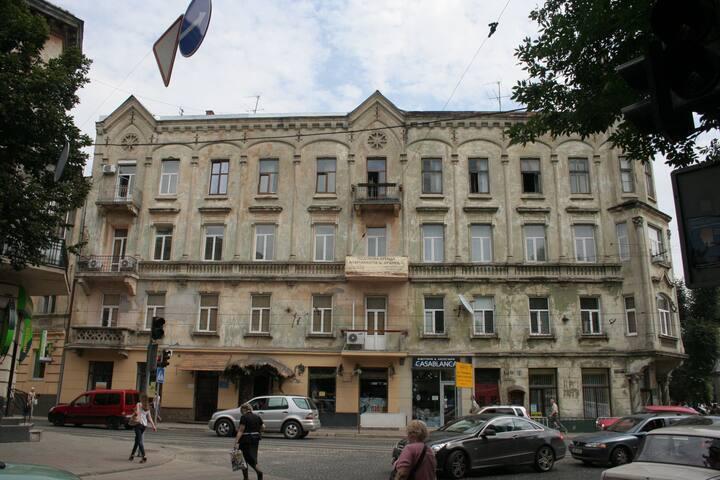 Ukraine Lviv NA DOBU Aparthotel Standart Twin