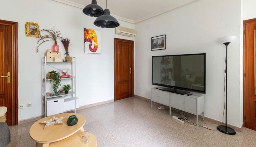 Habitación Individual en El Centro de Madrid