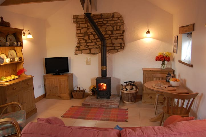 Wharfingers Cottage near Bath - Bath - Casa