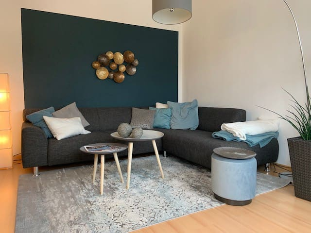 cozy & central appartment in the middle of zurich