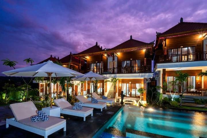 Lembongan Cempaka Villa-Fantastic Private Room