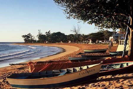 Apto mobilhado próximo a praia ( Cnd Vila Itacaré) - 赛拉(Serra) - 公寓