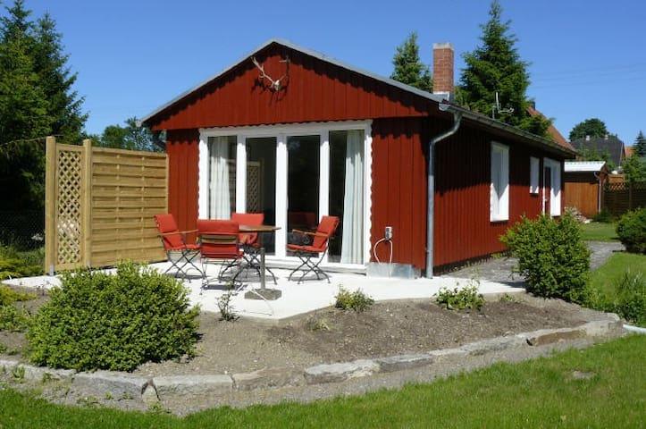 Ferienhaus in Allrode / Harz - Thale - Casa