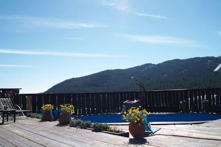 Chalet de montagne 1450m d'altitude - Caille - House