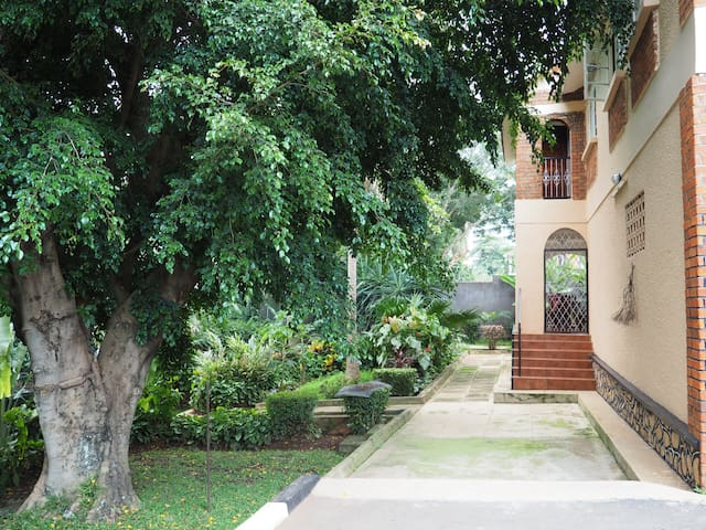 Tranquil, Safe Haven in Central Kampala