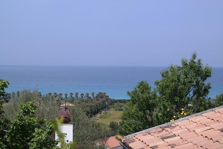 villa a zambrone marina,tropea - Marina di Zambrone - Villa