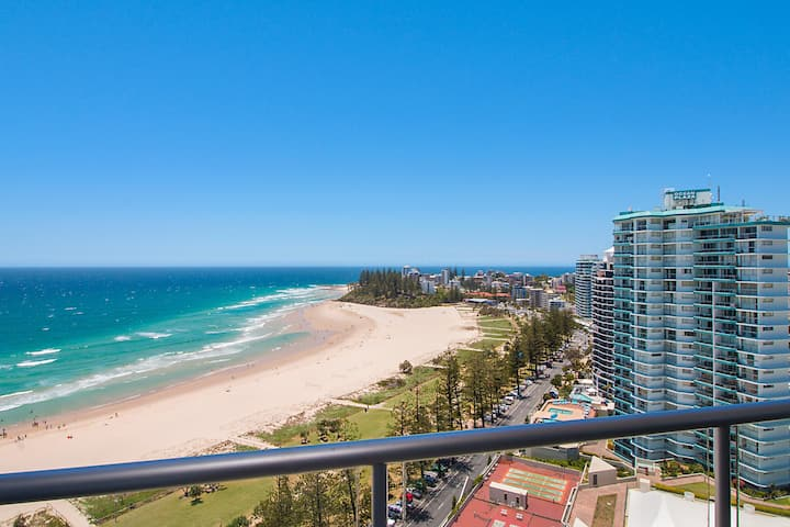 Unit 20F Points North Apartments Coolangatta
