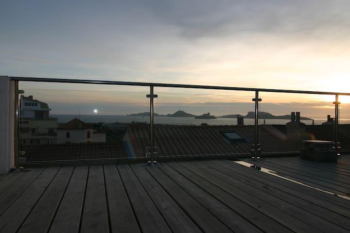 Maison à la mer  - Marseille - มาร์เซย์ - บ้าน