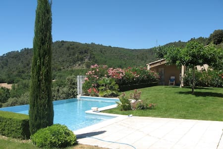 Magnifique villa avec piscine - Gréoux-les-Bains