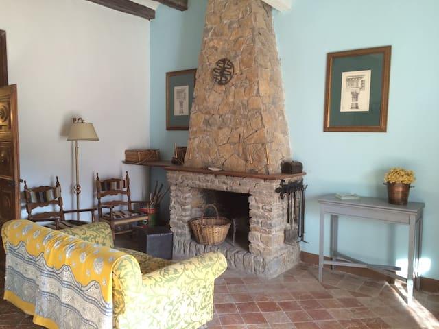 Casa Centro histórico Oliana - Oliana - Huis