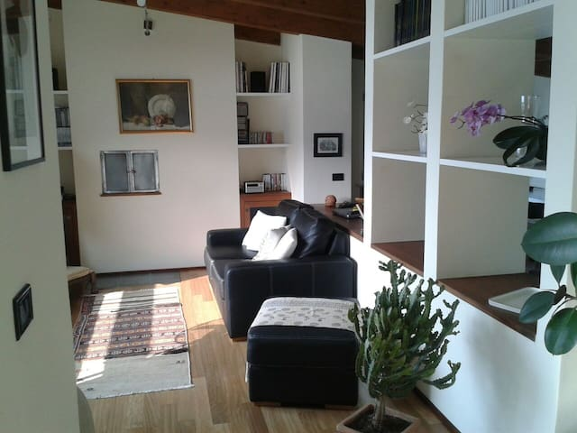 Lovely flat on Lake Como - Mandello del Lario - Appartement