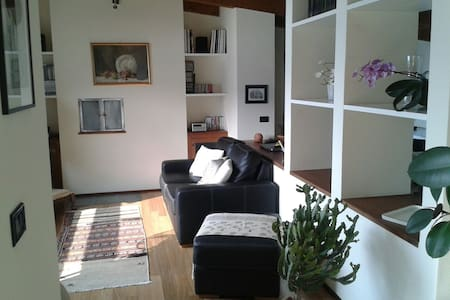 Lovely flat on Lake Como - Mandello del Lario - Lägenhet