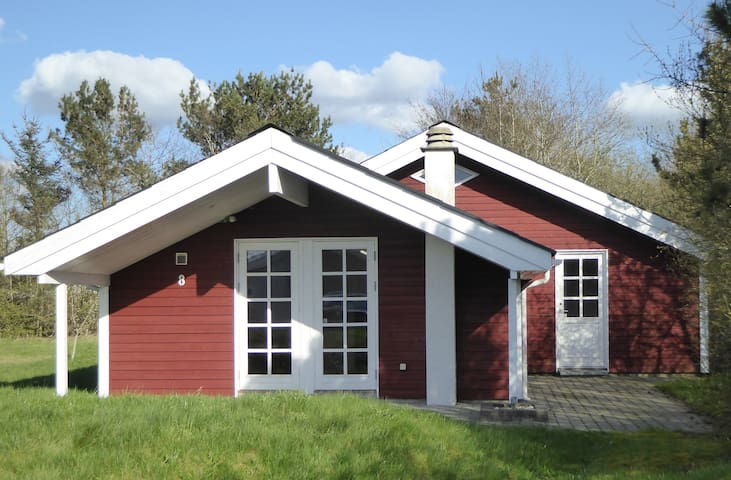 Holiday house near Legoland - Hovborg - Mökki