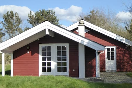Holiday house near Legoland - Hovborg
