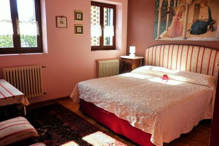 Camera Romantica - La Casa nel Bosco Vicenza B&B - Isola Vicentina - Bed & Breakfast