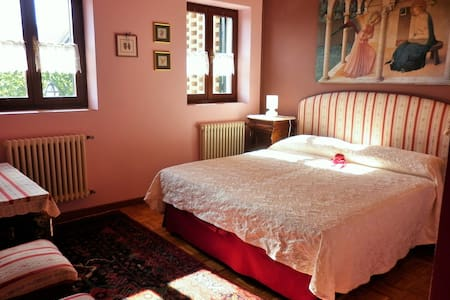 Romantic Room - House in the Wood Vicenza B&B - Isola Vicentina