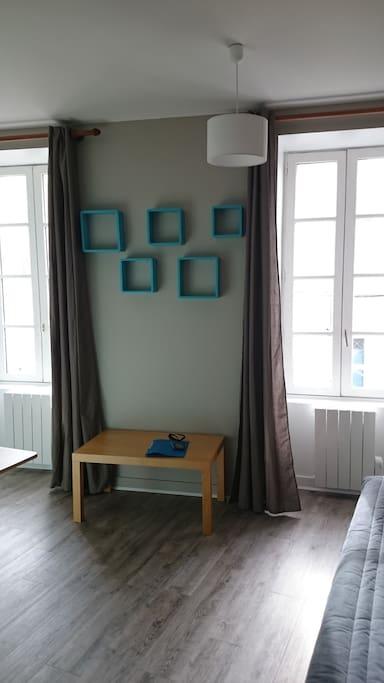 Studio Meuble Centre La Rochelle Appartements Louer