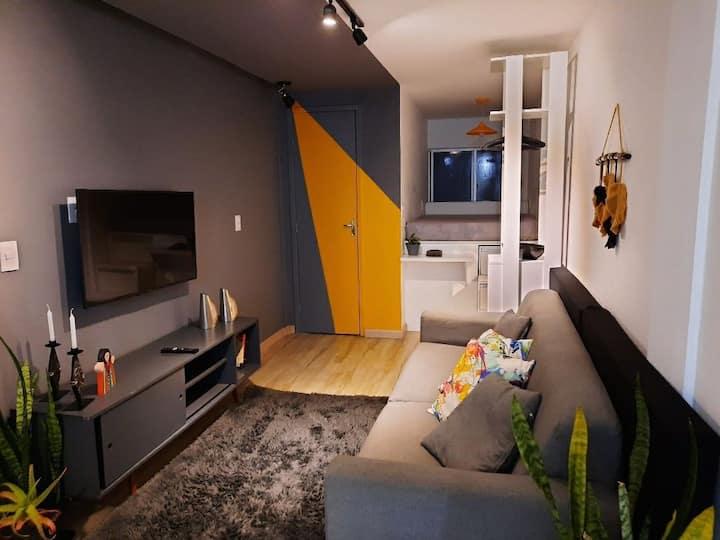 Apartamento Cantinho Charmoso