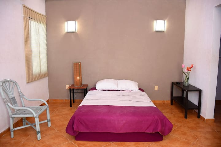 Private Room in Cancun Downtown ideal for couples - Cancun - Hus