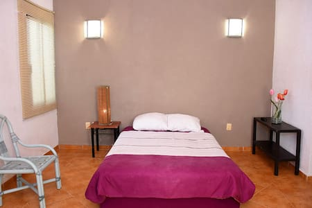 Private Room in Cancun Downtown ideal for couples - Канкун - Дом