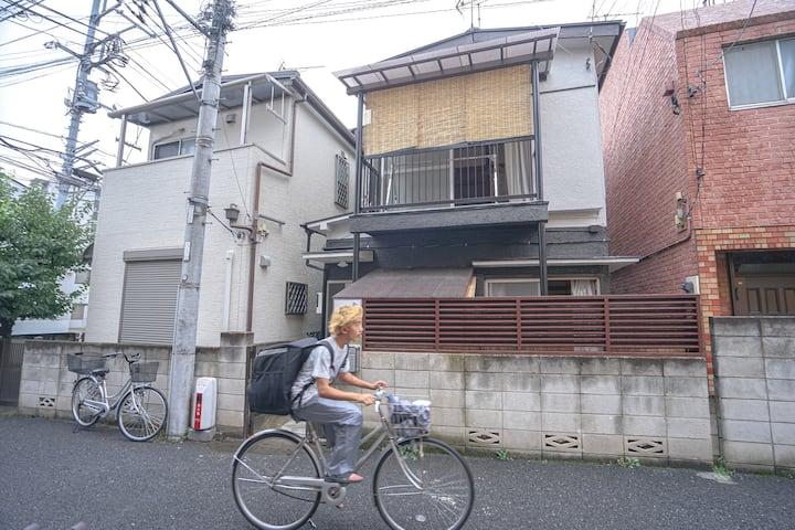 Zaito-Japanese Zen Apartment in Waseda/Shinjuku
