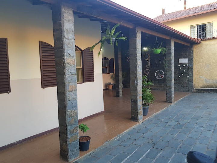 Casa inteira - Pampulha