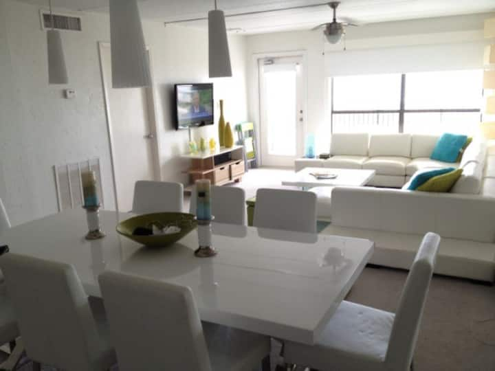 South Padre Island Oceanfront Condo
