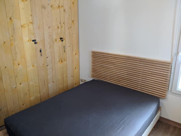 Appartement très calme et sans vis à vis