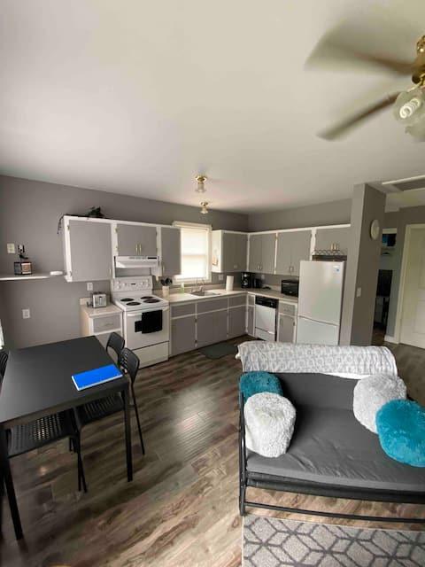 Quiet 1 bedroom  mins to Cape Breton Island