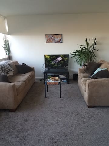 Quiet, Sunny Apartment along Cooper River - Pennsauken Township - Apartment