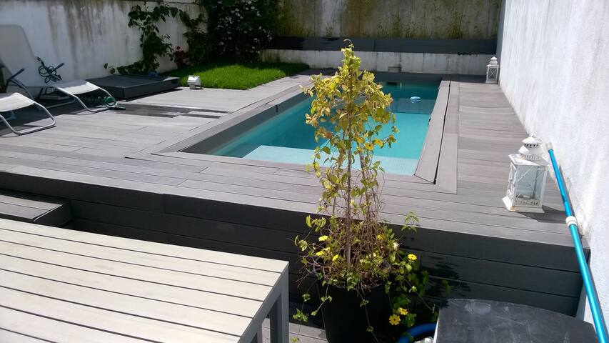 Private Sunny Pool In City Center! - Lisabon - Byt