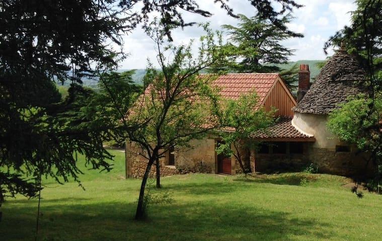 La Métairie - Castels - Huis