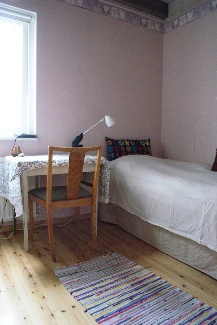 Single room in the east of Lund