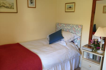 Cosy single room. - Chard - Bed & Breakfast